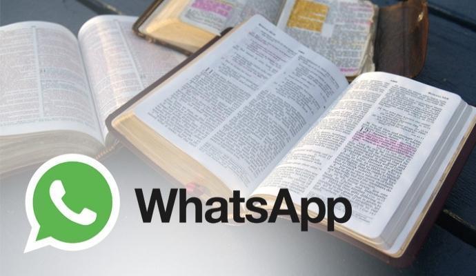Gemeinsam 2018 Durch Die Bibel Lesen Evangeliumsgemeinde