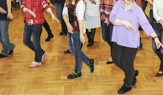 Line Dance Workshop